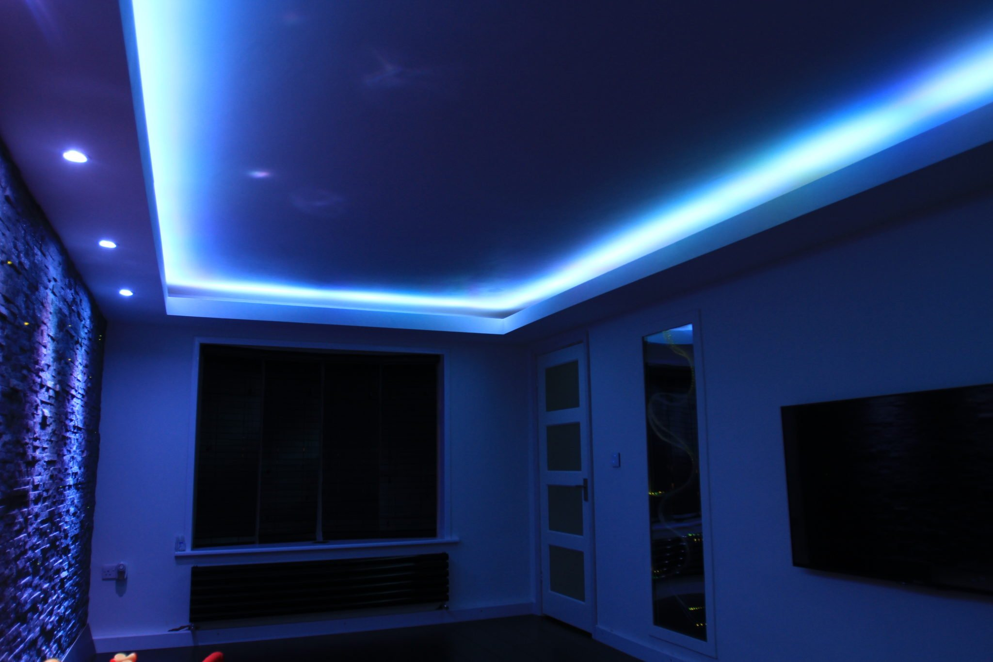 bespoke led panels led lights custom fibre optics. Black Bedroom Furniture Sets. Home Design Ideas